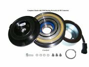 Ac Clutch Fit 2010 - 2013 Ford Transit Connect 2.0 Liter Gas Read Details Usa