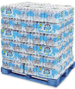 Nestle - Pure Life Purified Bottled Water 1/2 Liter 16.9 Oz - 78 Case Pallet