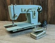 Sears Kenmore 148 12040 Heavy Duty Sewing Machine + Pedal Pre-owned