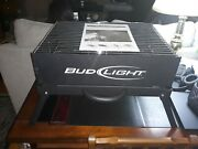Portable Travel Grill Bud Light Tailgate Never Used