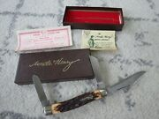 Schrade Uncle Henry 885 Knife Made In Usa Pre 2004 Lot16599