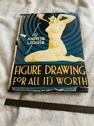 Figure Drawing For All It's Worth Andrew Loomis 1943 Viking 2nd Printing