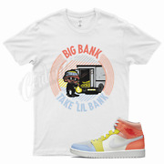 White Big Bank T Shirt For To My First Coach Zoom Cmft Mid Low Zitron 1
