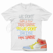 White Grind T Shirt For To My First Coach Zoom Cmft Mid Low Zitron 1