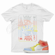 White King T Shirt For To My First Coach Zoom Cmft Mid Low Zitron 1