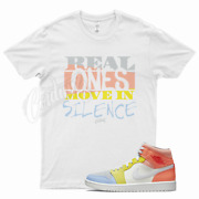 White Real Ones T Shirt For To My First Coach Zoom Cmft Mid Low Zitron 1