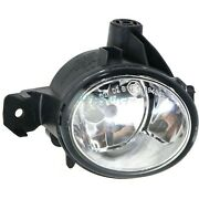 New Front Right Side Fog Lamp Assembly Fits 2007-2013 Bmw X5 Bm2593128