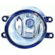 New Left Side Fog Light Assembly Fits 2009-2016 Toyota Venza 4-door To2592123