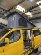 Elevated Roof / Pop Top Roof For Transit Custom Lwb