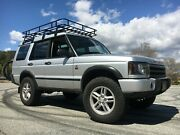 Garvin Wilderness Offroad Series Land Rover Discovery 1 And 2 Roof Rack