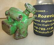Fuel Mixer Or Carburetor For Stover W Or Larger Hit Miss Gas Engine Part No E330