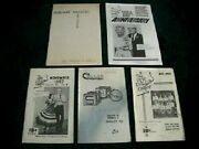 Lot 5 The Caller Square Dance Magazines 1951+ 44 Workshop Callers 1954 - 1958