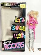 Barbie And The Rockers Doll In Box 1986 Mattel 3055