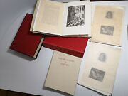 Greece Greek Galanis Carmen 1945 Illustrated Art Limited Ed. With 2 Suites Rare