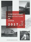 Contemporary Architecture In China Rise Of The Orient 2017 By Zhao New-.