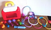 Doctor Kit Toy Dr Bag Stethoscope Thermometer Blood Pressure Cuff Medical