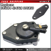 Outboard Fuel Pump For Johnson Evinrude 382354 395713 398338 398387 432451 43855
