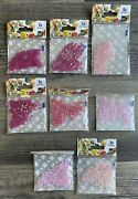 Preciosa Crystal Beads - 4mm Bicone Assortment - 60 Bags Total - 1 Gross Bags