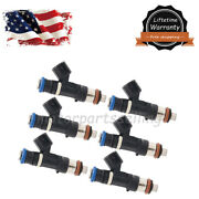 6pcs Fuel Injector For Ford Explorer Ranger Mustang Mercury Mountaineer 4.0l Usa