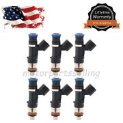 6x Fuel Injectors Fits For Ford Ranger Mercury Mountaineer Mazda 4.0l 0280158055