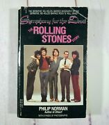 Symphony For The Devil The Rolling Stones Story By Philip Norman 1985 Pb Dell