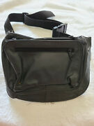 Leather Concealed Carry Fanny Pack For Men And Women