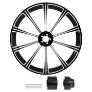 18 21 23 26 30and039and039 Front Wheel Rim W/ Hub Fit For Harley Touring Road King 08-2021