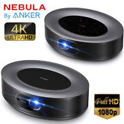 Anker Nebula Cosmos 1080p/4k Entertainment Projector 3d Home Theater Android Tv