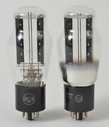 Closely Matched Pair Of Rca 5x4g Rectifiers