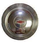 Set Of Vintage Chevrolet Chevy Impala Bel Air Nomad Andnbsphubcaps