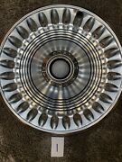 Vintage Plymouth Division 14 Steel Hubcaps | Set Of 4 | Just Pristine See Pics