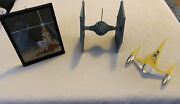 Star Wars Hallmark Christmas Ornament Lot Of 3 1990s 2000s Tested No Boxes