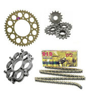 Ducati Hypermotard 796 10 11 12 Renthal Did Chain And Sprocket Kit With Carrier
