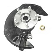 Front Left Wheel Bearing Hub Steering Knuckle Assy For Toyota Corolla 2003-08