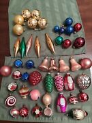 Antique And Vintage Christmas Ornaments