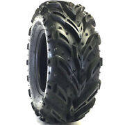 4 Deestone D936 Mud Crusher 22x8-10 22x8x10 36f 6 Ply M/t Atv Utv Mud Tires