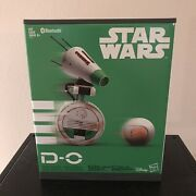 Star Wars Episode Ix D-o Droid Christmas Hot Toy Bluetooth Exclusive Brand New
