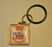 Stolen From Mabels Whore House Where The Customer Comes First Keychain Brothel