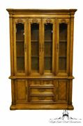 Stanley Furniture European Regent Collection 53 Lighted Display China Cabinet