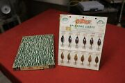 Pflueger Vintage Oand039boy Spinning Lures Antique Fishing No 4977 Box 4982 Display