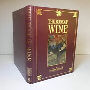 Box Collection The Book Of Wine 1989 Norman Bezzant Usa Chartwell N6353