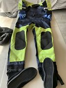 Dui Tls 350 Public Safety Dry Suit And Several Undergarments All Size Lg