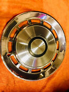 Vintage Chrome 15andrdquo Classic Car Hubcap Gm Ford Chevy Buick