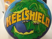 Keelshield Dark Gray Gator Guard Keel Protector For Boat Protection Size 6 Feet