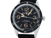 Bell And Ross Vintage Br123 Sport Heritage Br123-92 Ss Auto Men's Watcha51296
