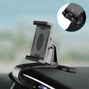 360°car Dashboard Mount Holder Stand Clamp Clip For Cell Phone Gps Accessories