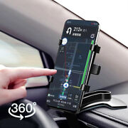 360°car Dashboard Mount Holder Clamp Clip Accessories For Cell Phone Gps Stand