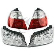 Motorcycle Led Tail Light Brake Turn Signals Fit For Honda Goldwind Gl1800 06-11