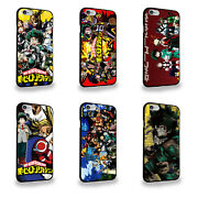 Anime My Hero Academia Soft Rubber Phone Case Cover Skin For Samsung A J Series