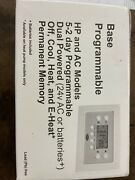 Carrier Tb-pac01-a Touch Base Series Programmable Digital Thermostat New